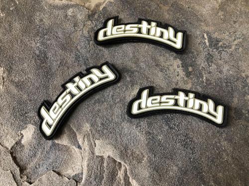 Olive Drab Destiny Arch Patch