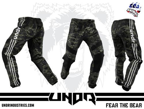 UNDR Summer Jogger Pants - Track Star Black Multicam