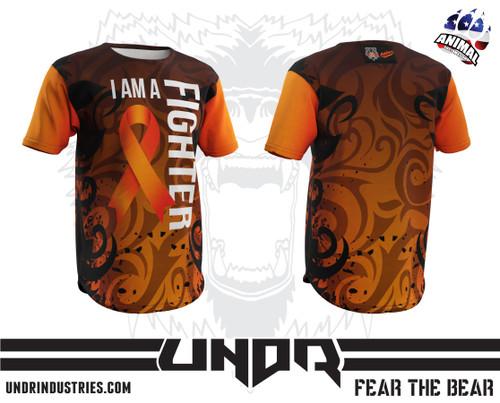 I am a Fighter Tech Shirt