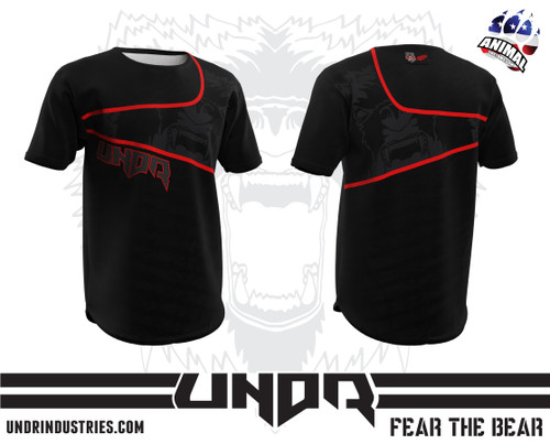 Factory Red Tech Shirt