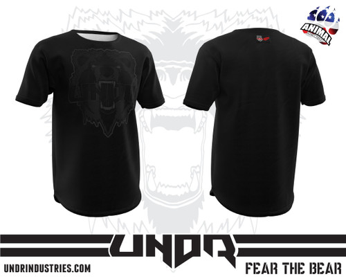Black Bear Tech Shirt
