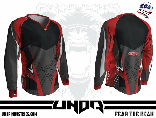 Raider Semi Custom Jersey