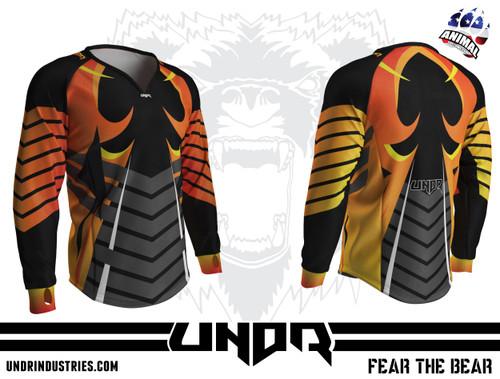 Burner Semi Custom Jersey