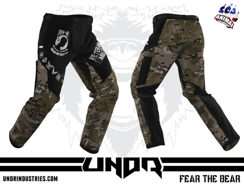 UNDR RECON PANTS - Veteran Militia Multicam