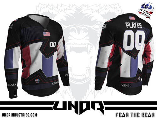 Nations Cup USA Semi Custom Jersey