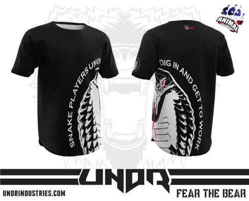 Snake Players Union Tech Shirt