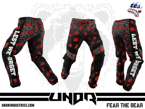 UNDR Summer Jogger Pants -  Lest We Forget
