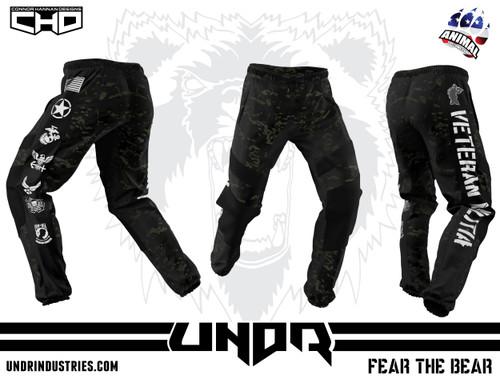 UNDR Summer Jogger Pants -  VM Black MCam