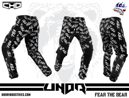 UNDR Summer Jogger Pants -  Black Kill Kill Kill
