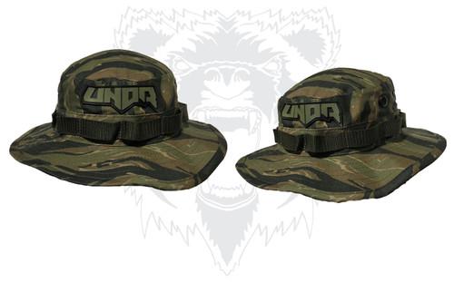 Tiger Stripe Bucket Hat