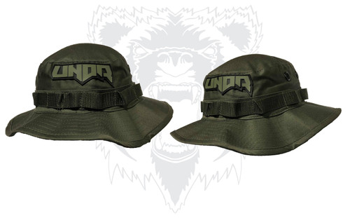 Olive Drab Bucket Hat