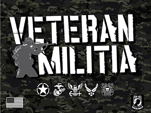 Veteran Militia Banner