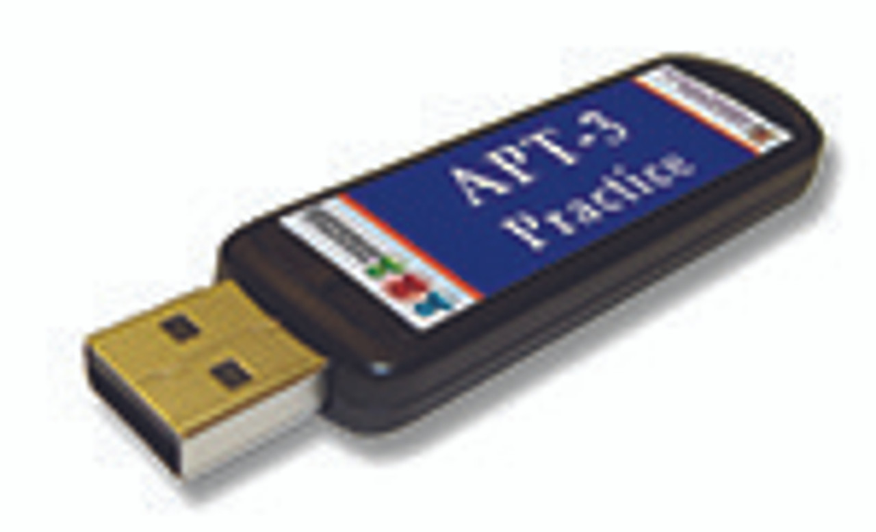 APT3 Standard Encrypted Practice Drive