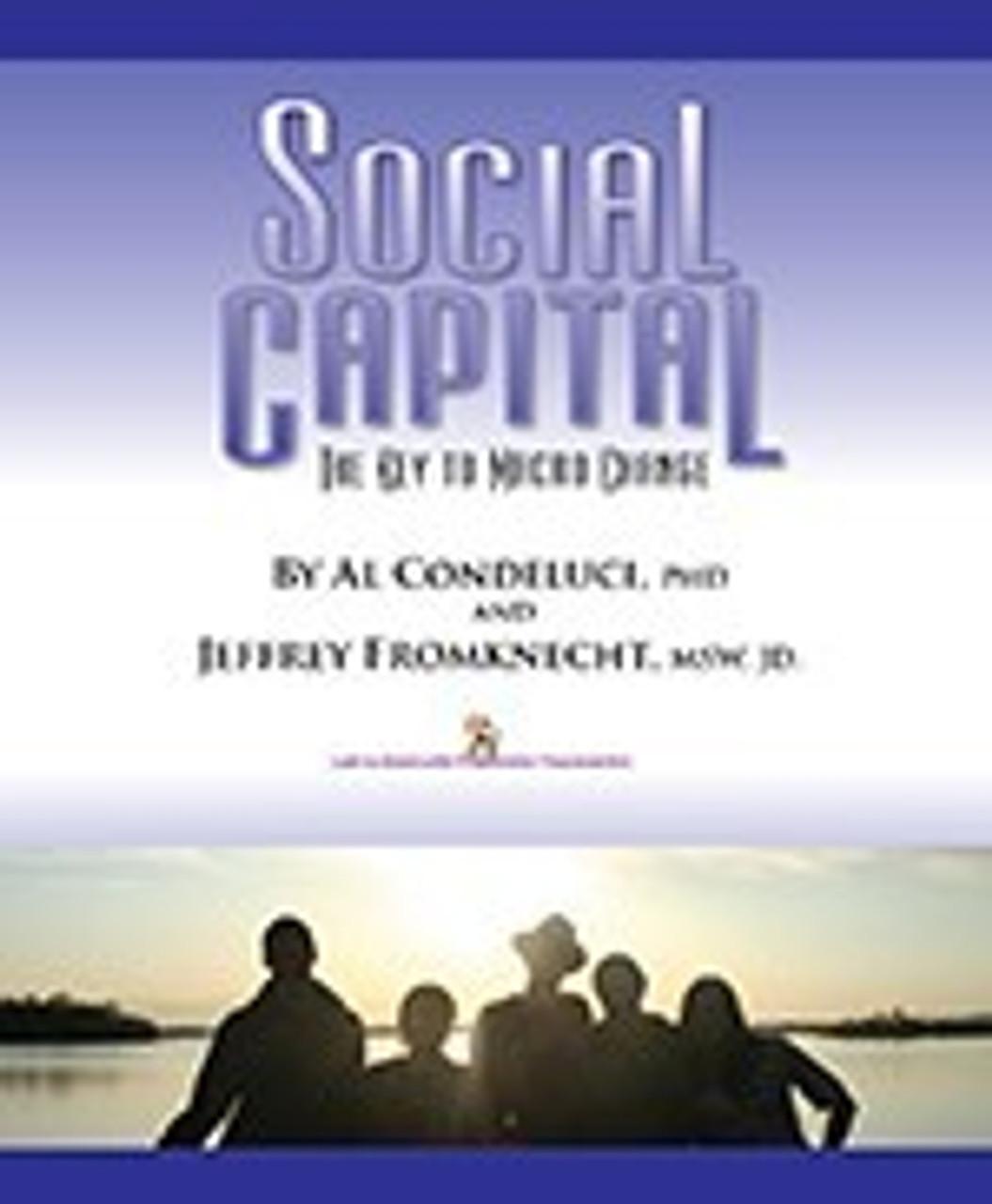 Social Capital: The Key to Macro Change - eBook