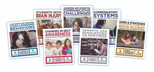 Set of Educational Manuals on Students with Brain Injury