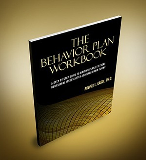 Behavior Plan Workbook