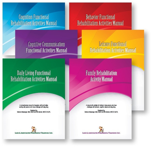 Functional Rehabilitation Activities Kit - 2017, 3rd Edition