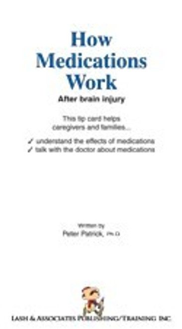 How Medications Work after Brain Injury