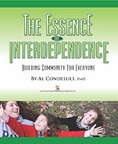 Essence of Interdependence: Building community for everyone - eBook