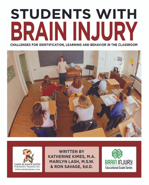 Students with Brain Injury: Challenges for Identification, Learning and Behavior in the Classroom - eBook