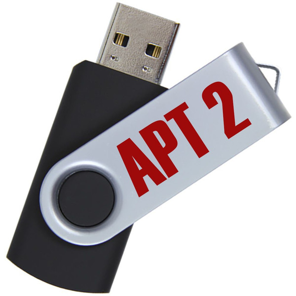 APT2 Extra USB Drive w/ Audio Files