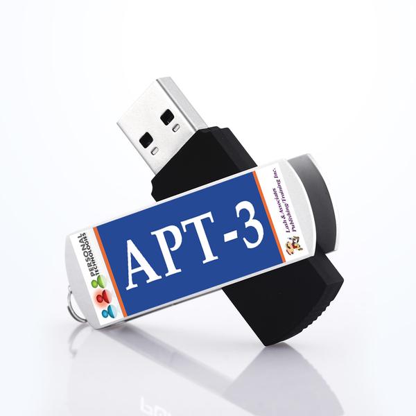 APT3 High Level Encrypted Clinician Drive