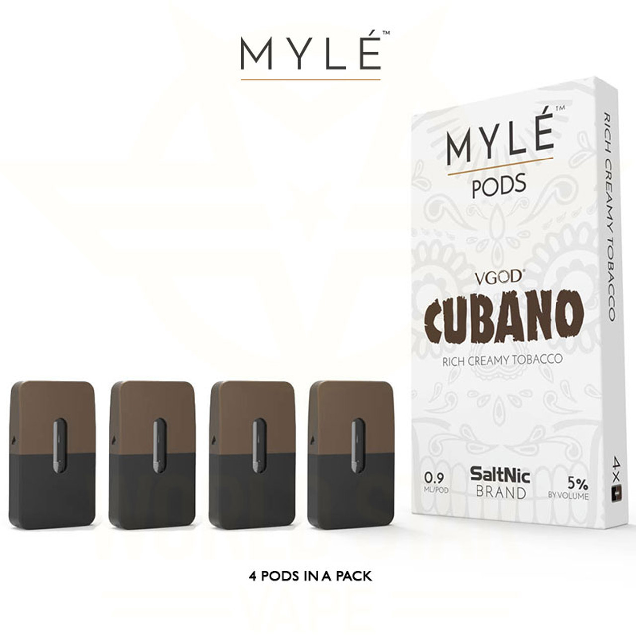 Myle Vapor Replacement Pods wholesale