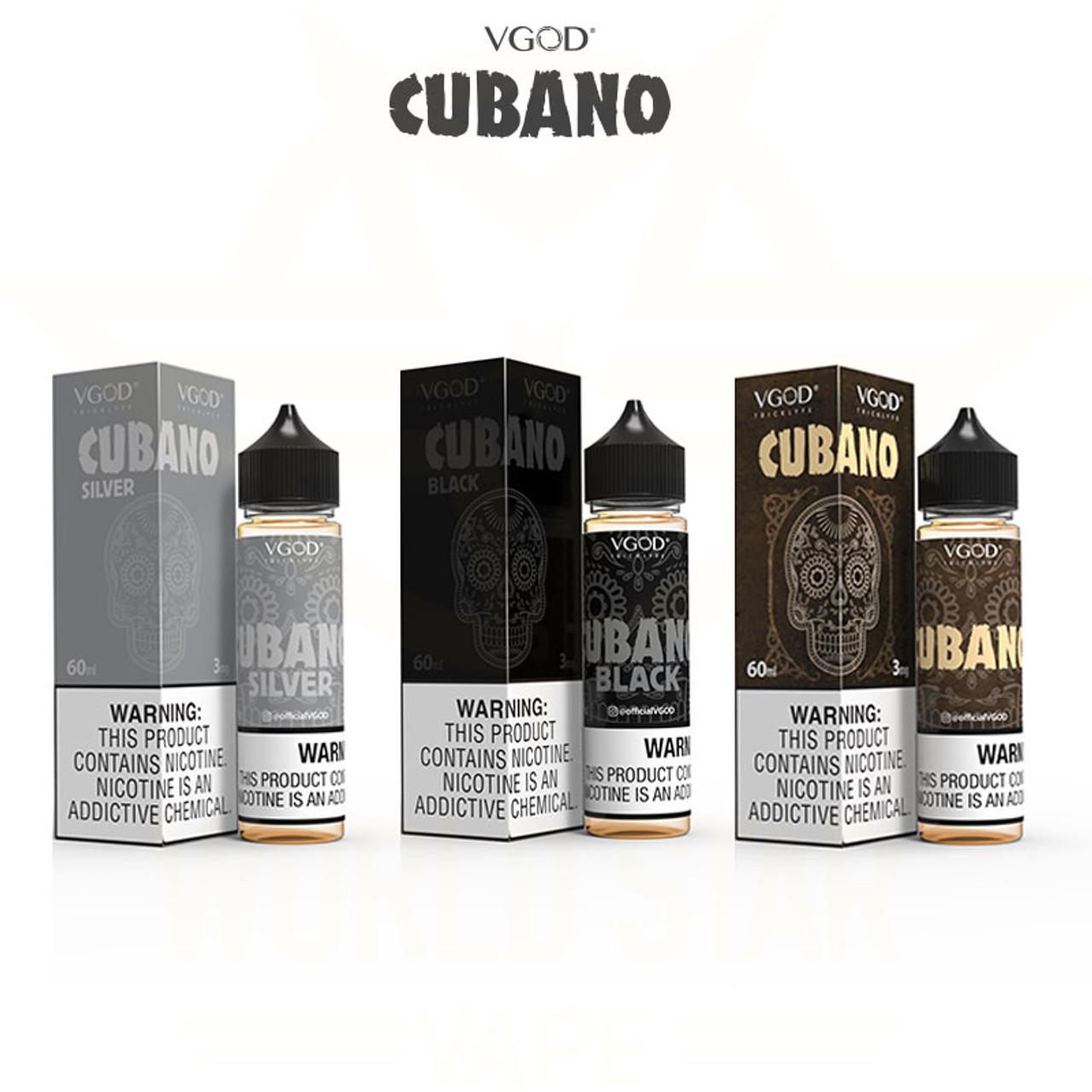 VGOD Cigar Series eliquid Wholesale - worldstarvape