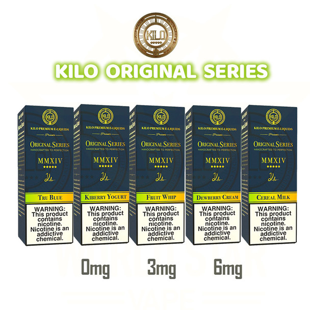 Kilo Original Series 100ml Wholesale