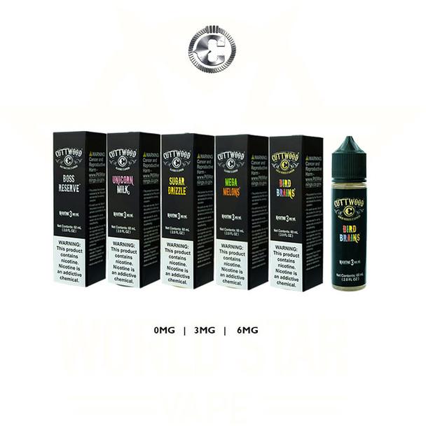 Cuttwood Wholesale E-liquid 60ml Wholesale