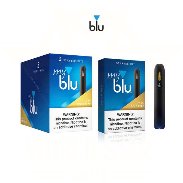 myblu starter kit pack of  5 wholesale