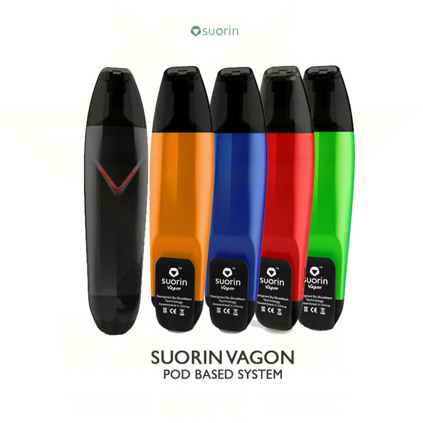 Suorin Vagon Wholesale all colors