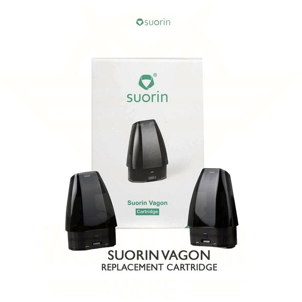Suorin Vagon Wholesale Replacement Cartridges.