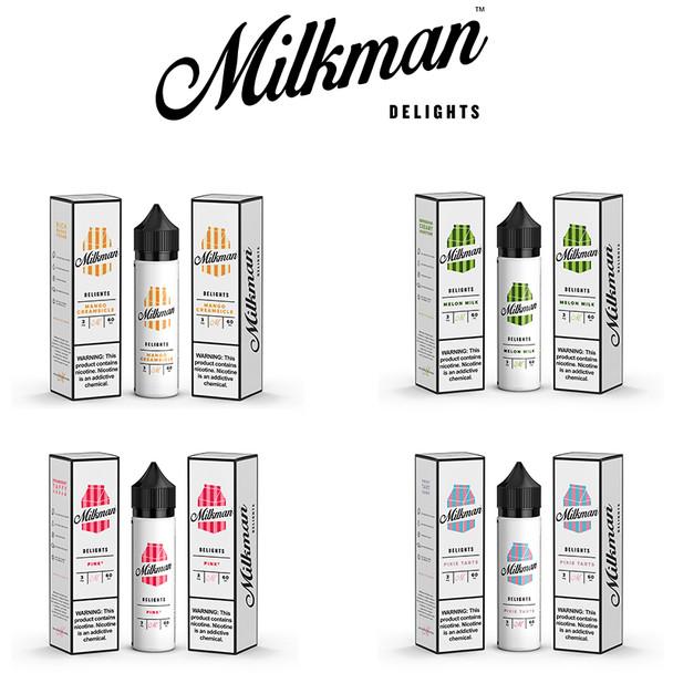 MILKMAN DELIGHTS E-LIQUID | 60 ML | WHOLESALE (view)