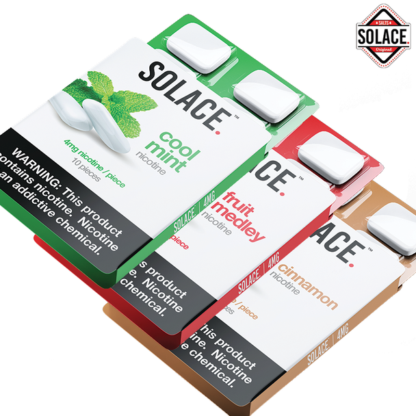 SOLACE CHEW | 4 MG NICOTINE PER PIECE