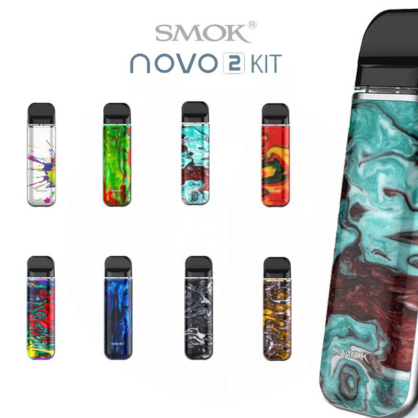 SMOK NOVO 2 KIT| 25 W POD SYSTEM DEVICE | WHOLESALE