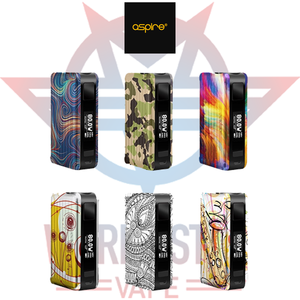 ASPIRE PUXOS 80 W MOD WITH CLEITO PRO TANK | ALL COLORS | WHOLESALE