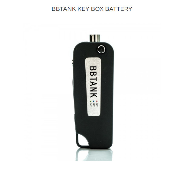 BBTANK KEY BOX BATTERY | COMPATIBLE WITH 510 CARTRIDGES | WHOLESALE