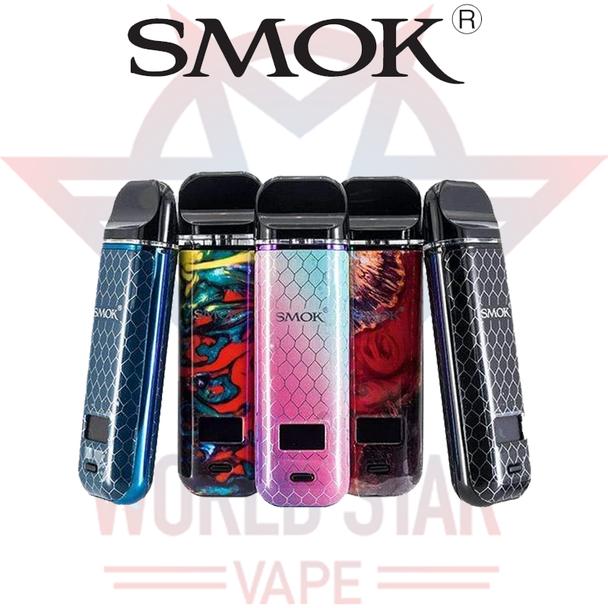 SMOK NOVO X 25 W POD SYSTEM DEVICE | WHOLESALE
