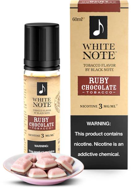 White Note | 60 ML E-LIQUID  | ALL FLAVORS | WHOLESALE
