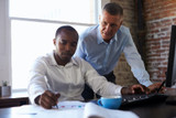 Why we believe in mentoring to develop young talent