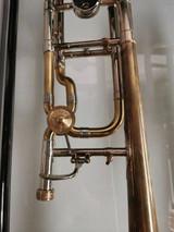 Sample of mounted tenor rotary open port valve