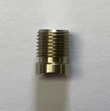 Nickel Threaded Post for Small Detachable Brace Post Assembly