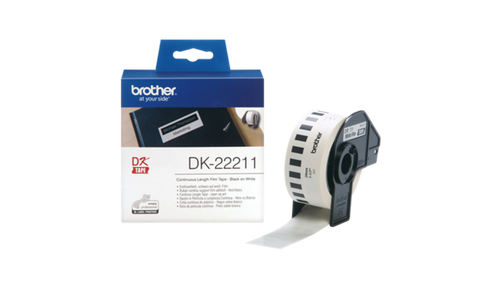 DK-22210 29mm x 30.48mm Continuous Label (3 boxes) for Brother QL-800