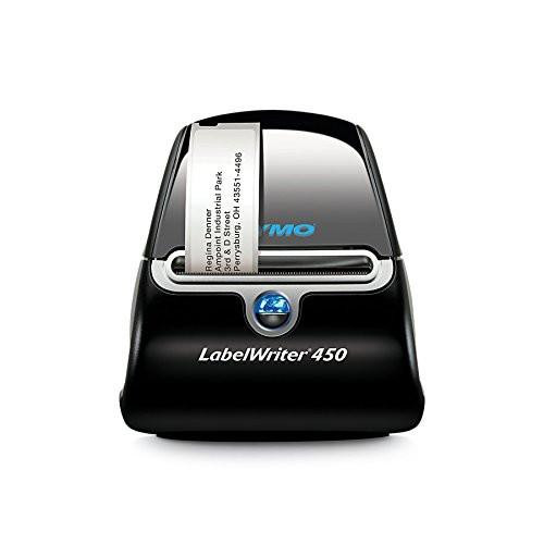 DYMO LabelWriter 450 Thermal Label Maker