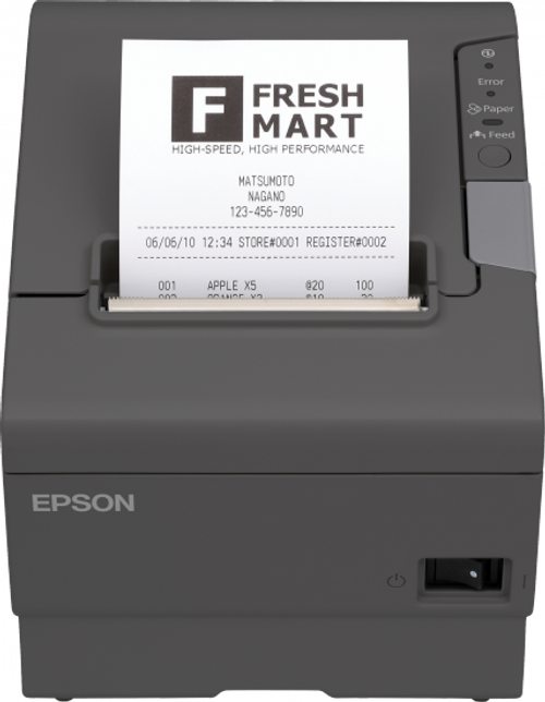 Epson, TM-T88V, Thermal Printer