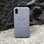 M Lock iPhone X Case - Storm