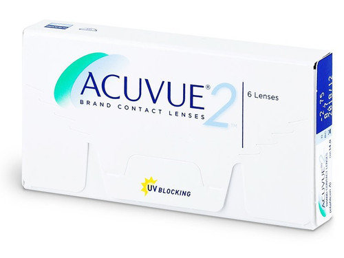 ACUVUE® 2 Brand Contact Lenses