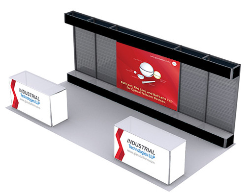 Alpine Booth F - Graphic Package