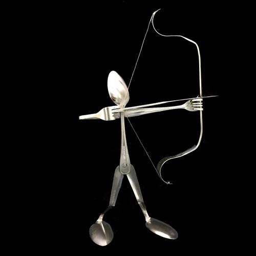 Bow Hunter - Spoon- Retail©